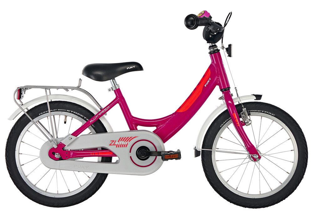 puky zl 16 1 kinderfahrrad 16 alu edition berry online kaufen bei bikester. Black Bedroom Furniture Sets. Home Design Ideas